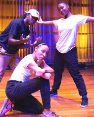 Hip Hop Dance Residency with Aneka McMillan