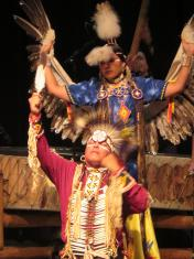 Brulé Concert - A Native American Experience in Sight, Sound & Soul