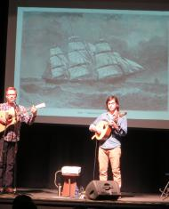Historical Irish Music of the Great Lakes - Brian Miller & Randy Gosa